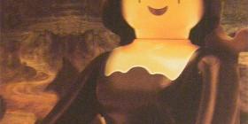 Mona Lisa playmobil