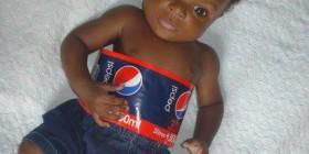 Niña Pepsi