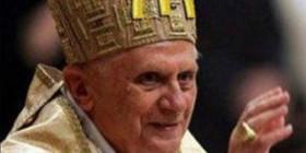 El Papa ficha por McDonald's