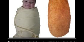 Bebé - Croqueta