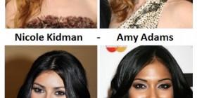 Parecidos razonables de famosos