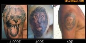 ¿Cuánto te puede costar un buen tatuaje?
