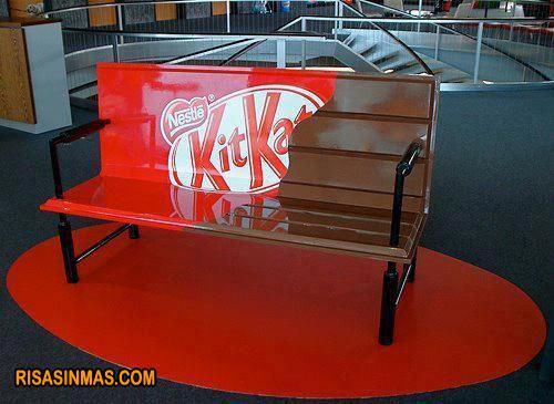 ¿Un Kit Kat?