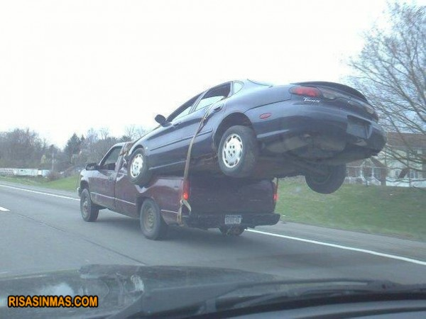 Nuevo modelo de coche-grua