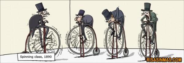 Spinning 1890
