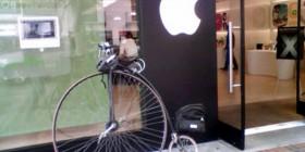 Usuario de Apple a la última
