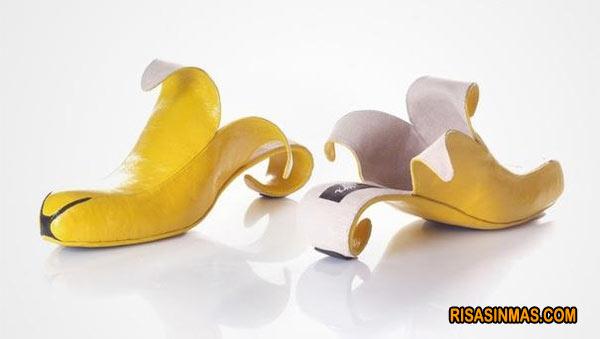 Zapatos plátano