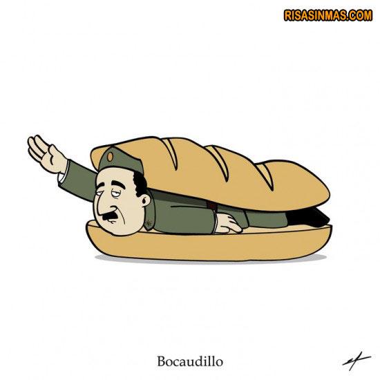 Bocaudillo