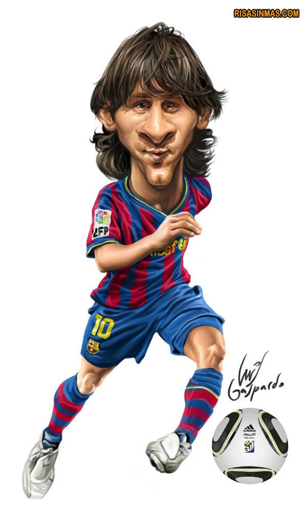 El día que la AFA buscó a Lionel Messi en la guía telefon