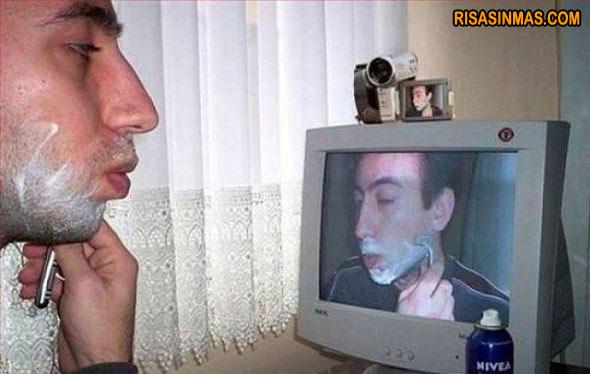 Afeitado vago nivel experto