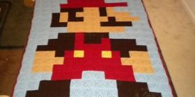 Alfombra Mario Bros