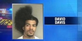 Arrestado en la peluquería
