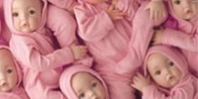 Busca el bebé