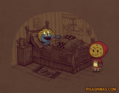 Caperucita Cookie