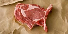¿De qué país es la carne?
