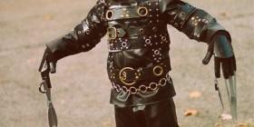 Disfraces de niño: Eduardo Manostijeras