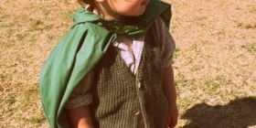 Disfraces de niño: Hobbit