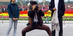 El fotógrafo ninja