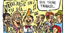 Celebración del día del trabajador