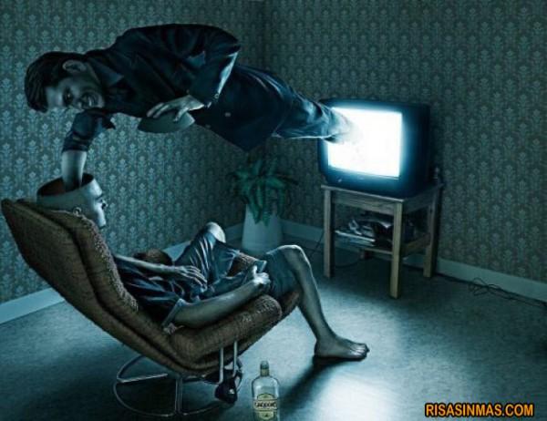 El verdadero efecto de la televisión