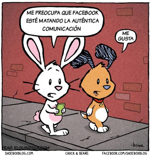 Facebook está matando la comunicación