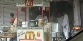 Franquicia asiática de McDonald's