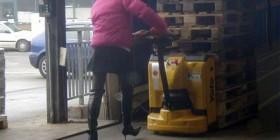 Indumentaria de trabajo