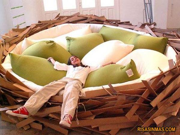 La cama que quieres tener