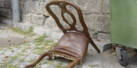 La silla más triste del mundo