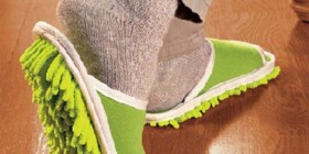 Las zapatillas mopa