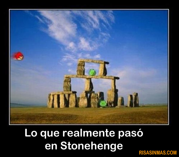 Lo que realmente pasó en Stonehenge