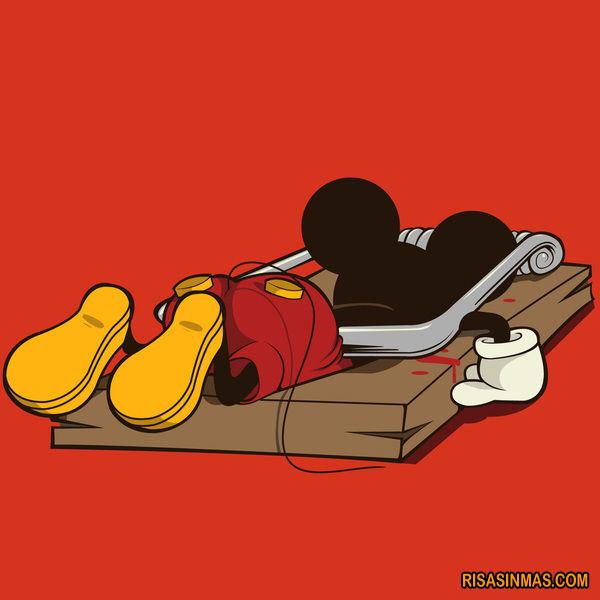 Mickey ha muerto