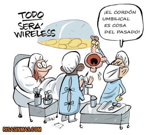 Niños wireless