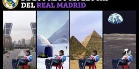 Recogepelotas del Real Madrid