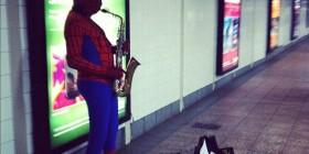 El verdadero Spiderman