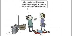 Los zombies y la televisión