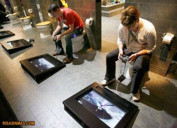 Los WC del futuro