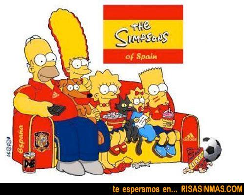 Los Simpson también van con