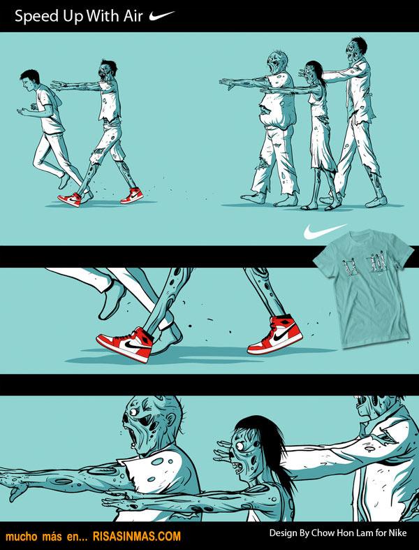 Nike Zombie Air