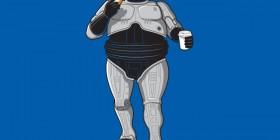 RoboCop con unos kilos de más