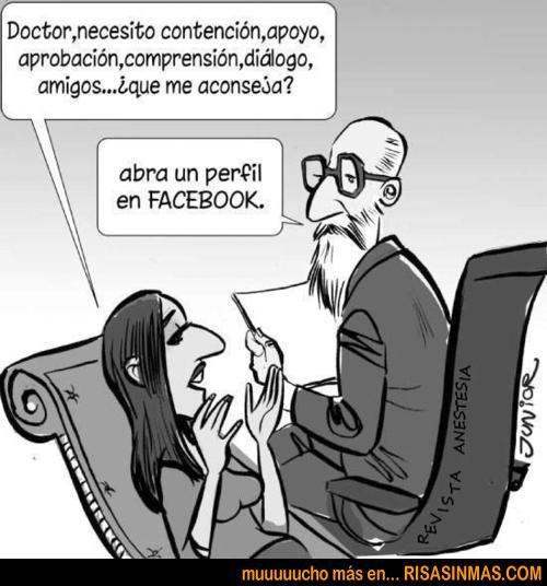 Abra un perfil en Facebook