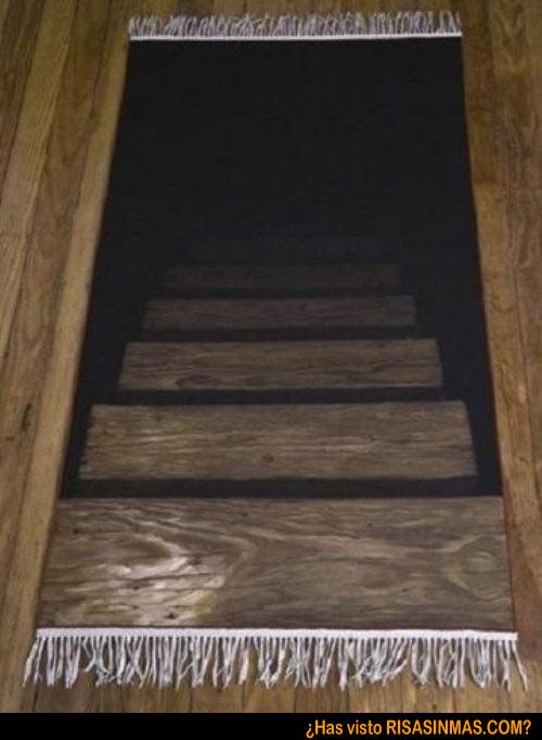 La alfombra que querrás tener