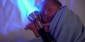 Caballero Jedi bebé