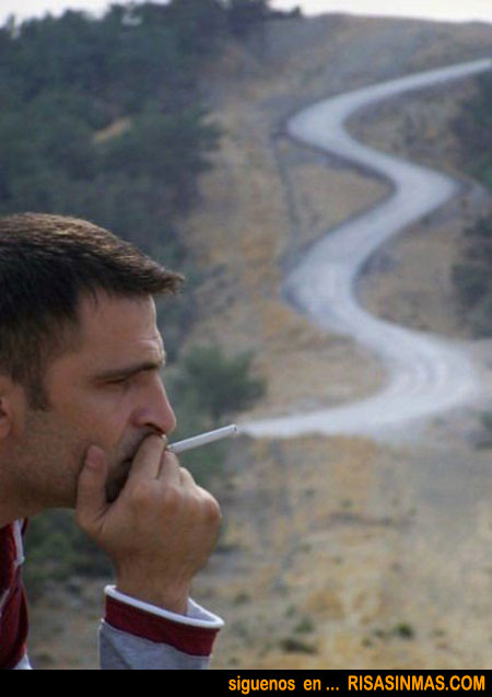 Carretera de humo