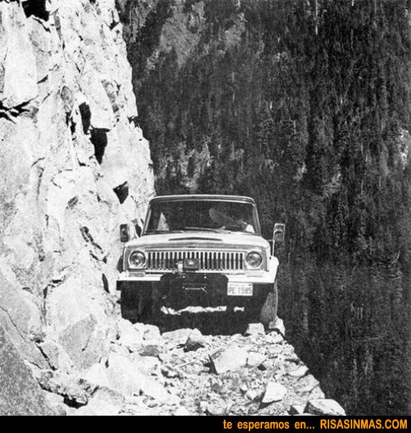 Carretera peligrosa