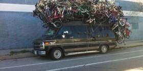 Coleccionista de bicicletas