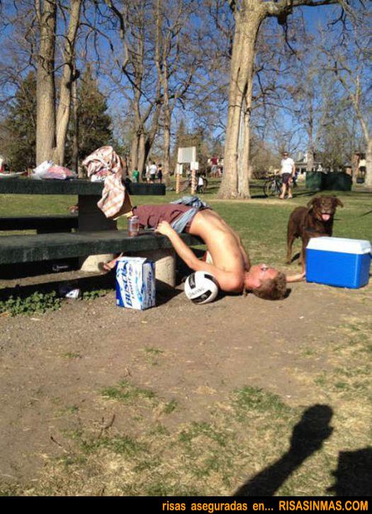 Después de la borrachera