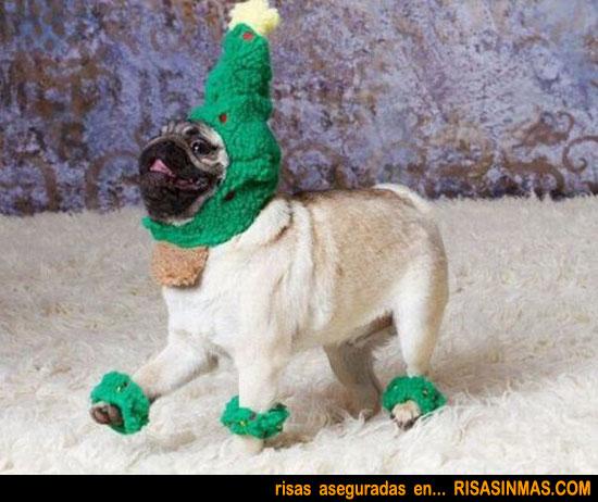 Disfraces perrunos Árbol de Navidad