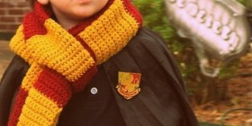 Disfraz Harry Potter niño