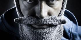 Gorro de lana modelo Edad Media